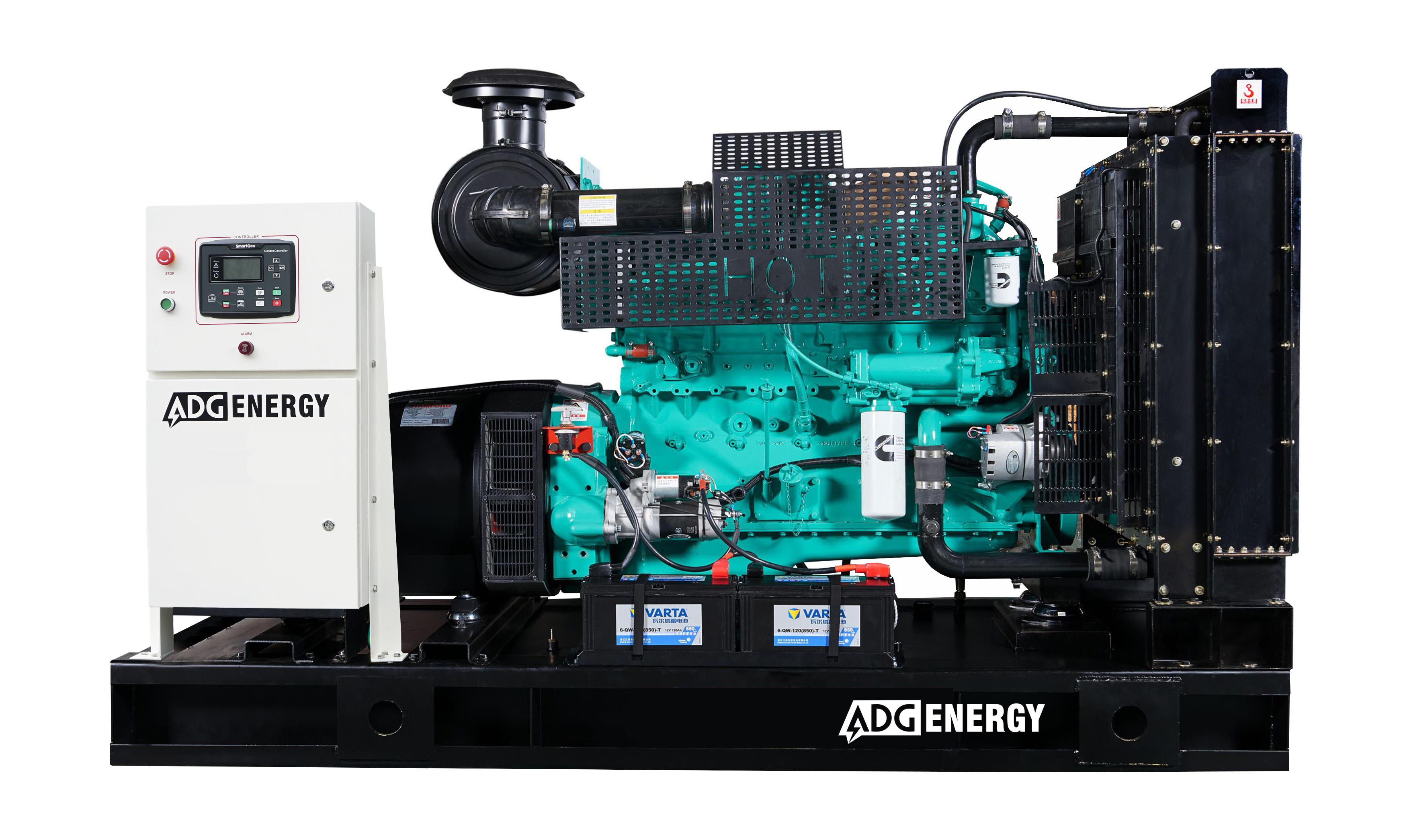 Дизельный генератор (электростанция) ADG-ENERGY AD-415C